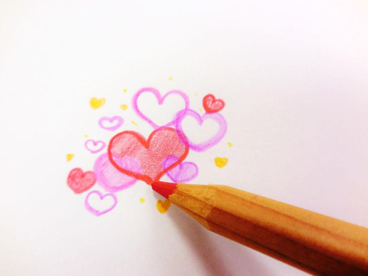 色鉛筆 イメージ