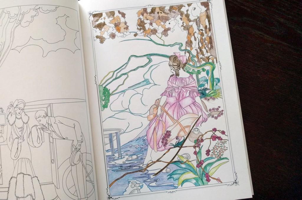 『パリのアール・デコ ファッションBOOK』