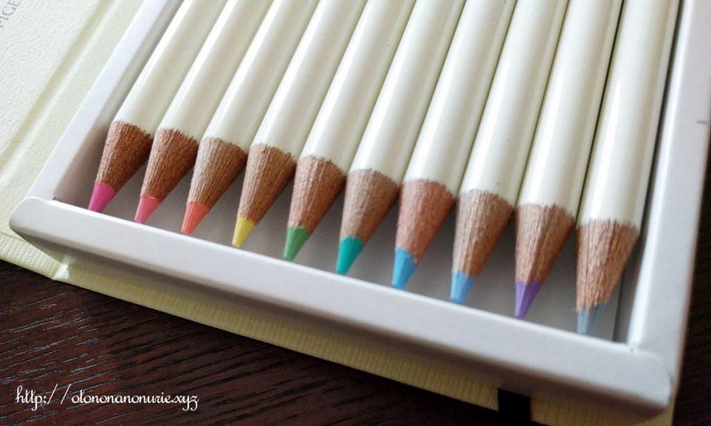 トンボ鉛筆 色鉛筆 色辞典 第一集 30色